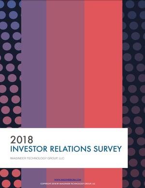 Imagineer's IR Survey